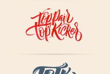 Calligraphy and Hand lettering / by Lane Thomas