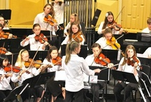 Fine arts at WCGS / Music?  Yes.  Drama?  Yes.  Visual arts?  Yes! / by Wheaton Christian Grammar School