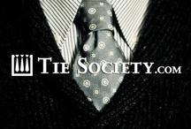 Tie Society Exclusive / Never wear the same tie twice - just one perk of a Tie Society Membership / by Tie Society