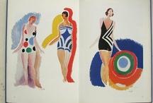 Fabric Designers / William Morris to Sonia Delaunay to Lotta Jansdotter to Tara St. James... / by Jill M. Singleton