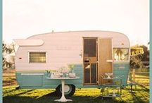 Camping, Glamping,and Awesome Camper Renos / by Kelly Oribine