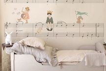 Kid's Rooms / Decor / by Vivian Alonso