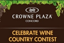 Special Events & Promotions  / by Crowne Plaza Concord