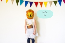 { diy : little ones } / DIY craft project with kids  / by Miho Klimcke
