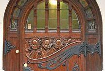 DOORS / by Annie Britten