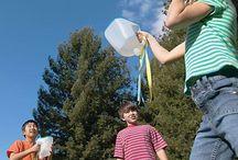 Backyard Fun for Kids / by 600 lb gorillas, Inc.