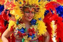 Carnival / Mainly focusing on Rio's Carnival / by Barbara Richman