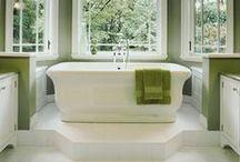 THE BATH / by Annie Britten