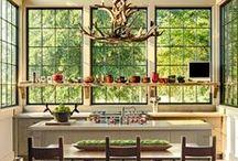 DINING ROOMS / by Annie Britten