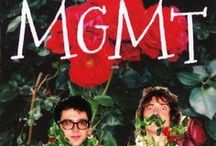 ▲▼MGMT▲▼ / by Julie Ann