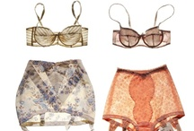 Intimates & Romance / Feeling pretty beneath your clothes makes everyday more fun. / by Moorea Seal
