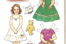Paper Dolls - Vintage / by SweetSouth
