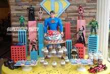 Super Hero party / by Mrs. P