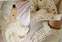 CROCHET FOR BABIES/TODDLERS / by Melanie Taylor
