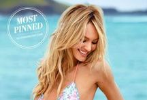 Most Pinned / What you're loving right now. Our most popular pins from VictoriasSecret.com / by Victoria's Secret