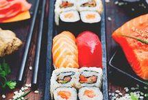 Yummy Food / by Rowan Kubeluis
