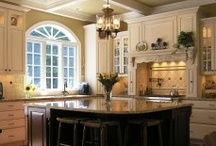 Dream Kitchen Must Haves / by Karen Stefanelli Brown