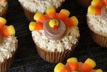 Thanksgiving / Food/decor / by Elizabeth Debosier