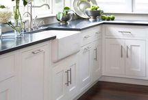 Kitchen / Kitchen ideas / by Elizabeth Debosier