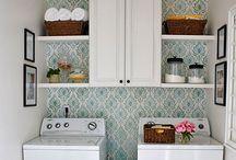 Laundry room / Laundry room ideas / by Elizabeth Debosier