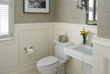Bathroom / Bathroom ideas / by Elizabeth Debosier
