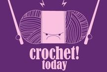 For the <3 of Yarn / Crochet, Knitting, and Other Crafts. Mainly patterns.  / by Brittney Ragon