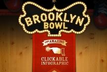 Brooklyn Bowl Artwork / The Best Artwork from Brooklyn Bowl // #BrooklynBowl / by Brooklyn Bowl
