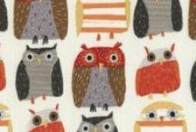 OWLS / by Veronica Beaverhousen