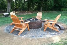 Fire Pits for your outdoor living space / by RYAN'S LANDSCAPING