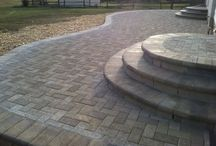 Interlocking Pavers Contractors in Hanover, PA  / Interlocking Pavers Contractors in Hanover, PA to help you Install Interlocking Pavers for Patios, ... Ryan's Landscaping brick & concrete pavers... / by RYAN'S LANDSCAPING