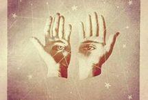 Astrology, Tarot, Palmistry / by Alyssa Brittain