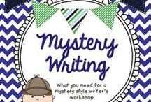 Mystery Writing / by Veronica Beaverhousen