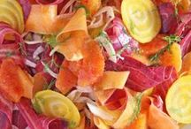 iHealthy / Healthy food recipes, salads / by Mrs. Europaea