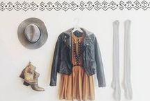 Fall/Winter Fashion / by Alyssa Brittain
