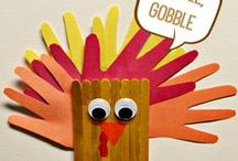 Easy Thanksgiving Ideas / Fall / Thanksgiving Ideas and Inspiration. / by Melissa  | This Girl's Life Blog