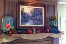 Autumn Decorating  / by Carol Berryman