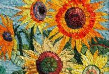 Mosaic madness / by Deborah Dean