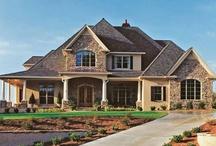 My dream house someday.. <3 :) / by Brianna Allex
