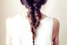 Hair and braids / by Juliana Scott