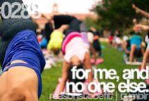 Fitness / by Angela Jones