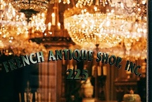 Antique and Vintage finds / Don't you love the chase? I love to go antiquing not knowing what you will find. The more the merrier! I am always looking for items to add to my collection or my antique booth. To find a treasure that is one of a kind is part of the chase!! / by Mary Box