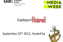 Fashion+Pinterest / Part of Social Media Week London #smwfashpin  A presentation and discussion on the potential and purpose of Pinterest for fashion brands. Examples of innovative best practice will be highlighted. / by Karinna LCF