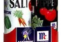 Salt and pepper shakers / by Judith Bennett
