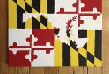 Maryland My Maryland  / All things about Maryland / by Judith Bennett