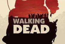 The Walking Dead / DON'T OPEN. DEAD INSIDE. / by Lindsey Zolna