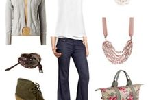 Outfits I've Styled / Stylish outfits at great prices, put together by moi. #outfits #fashion / by Laura Kiernan {JourneyChic.com}