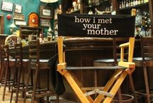 How I Met Your Mother & Cast / by Nicole Wee