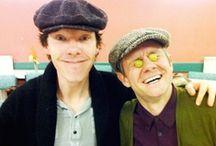 Sherlock&Cast / by Nicole Wee