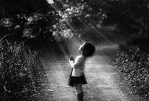 Through a Child's Eyes / by Christine A.