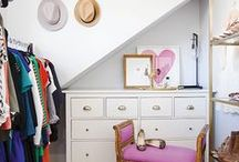 Closets to Covet / by Caitlin H